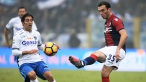 Vasilis Torosidis Bologna Empoli Serie A 11122016