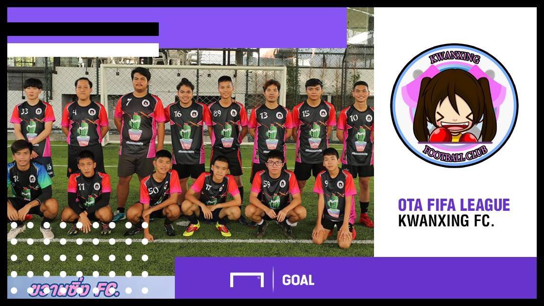 ผลการค้นหารูปภาพสำหรับ โปรไฟล์ทีม โอตะ ฟีฟ่า ลีก : KWANXING FC. (ขวานซิ่ง เอฟซี)