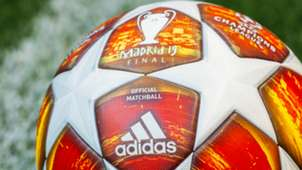 Adidas Champions League final