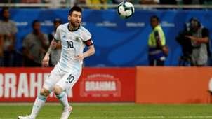 Lionel Messi  Argentina 2019-06-18