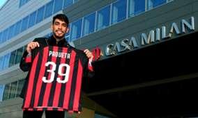 Lucas Paqueta Milan