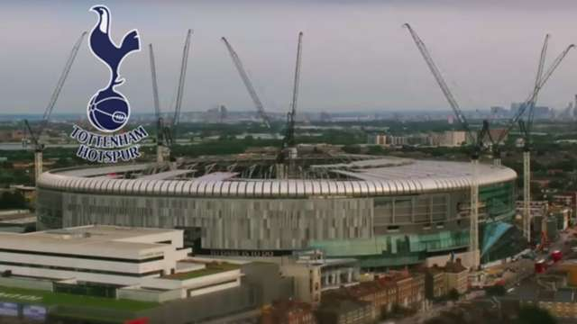 Tottenham's new stadium: How much it cost Spurs to build