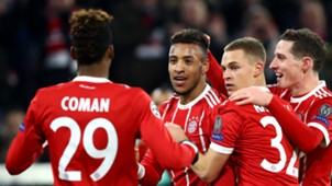 FC Bayern PSG Coman Tolisso