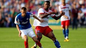 Walace, HSV - Holstein Kiel, Freundschaftsspiel, 03082017