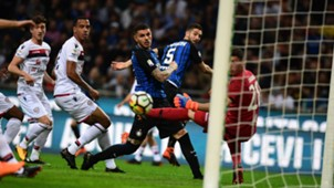 Mauro Icardi Inter Cagliari Serie A