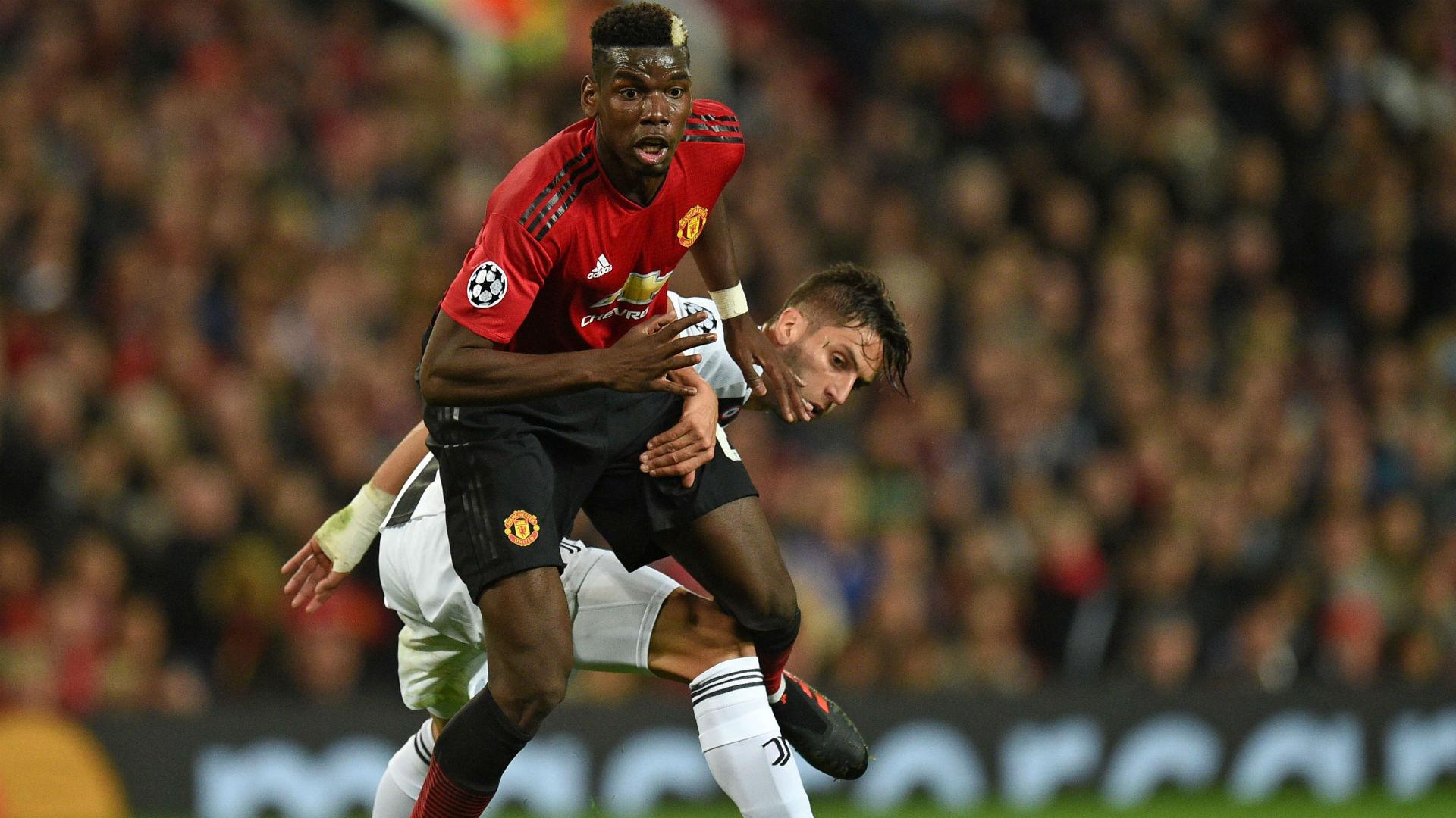 Paul Pogba Manchester United Rodrigo Bentancur