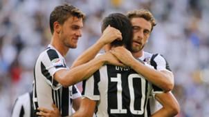 Rugani Marchisio Dybala - Juventus