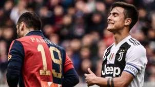 Genoa Juventus Dybala 17032019