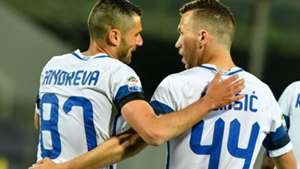 Perisic Candreva Inter Serie A