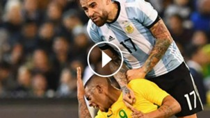 video otamendi gabriel jesus