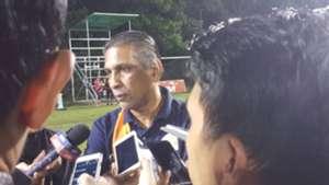 B. Sathianathan, Felda United, friendly, 06062017