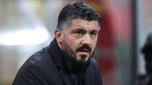 Gennaro Gattuso Milan Genoa Serie A