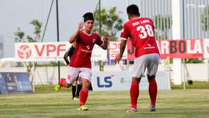 Martin Lo Pho Hien vs Binh Dinh First Division 2019