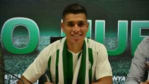 Paolo Hurtado Atiker Konyaspor 08062018