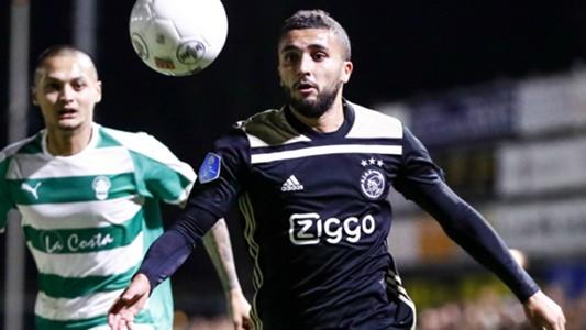Zakaria Labyad Ajax KNVB Beker 09262018