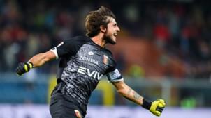 Mattia Perin Genoa Serie A 20092017