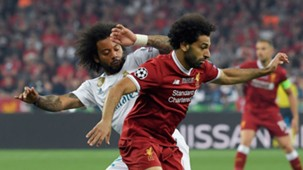 Marcelo Mohamed Salah Real Madrid Liverpool Champions League final 260518