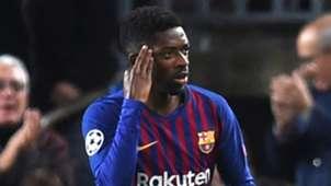 Ousmane Dembele Barcelona 2018-19