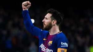 Lionel Messi La Liga Barcelona Leganes