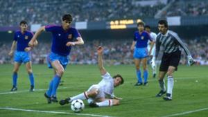Steaua Bucharest UEFA 1989