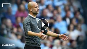 GFX Manchester City Pep Guardiola 01092018