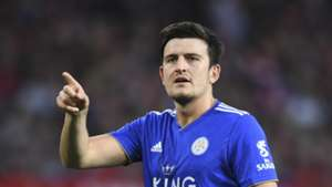 Harry Maguire Leicester 18082018