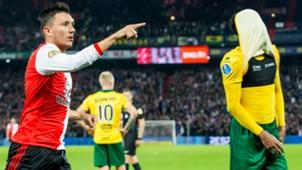Steven Berghuis, Feyenoord, KNVB Beker 09202017