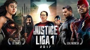Cover 3 - Justice Liga 1 Indonesia