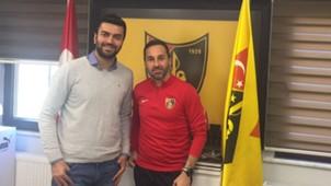 Istanbulspor coach Yalcin Kosukavak