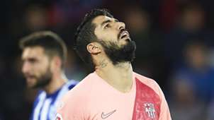 Luis Suarez, Alaves vs Barcelona 2018-19
