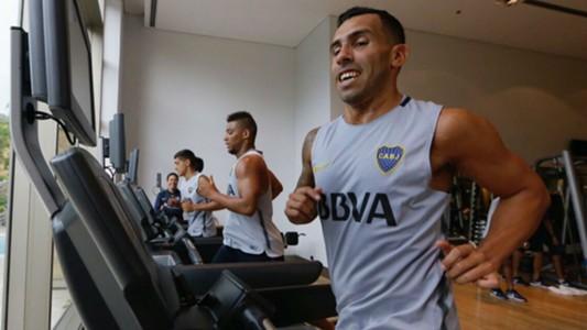 Carlos Tevez Boca Juniors 05012018