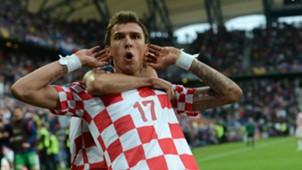 HD Mario Mandzukic Croatia Euro 2012