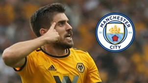 Ruben Neves Wolves Man City