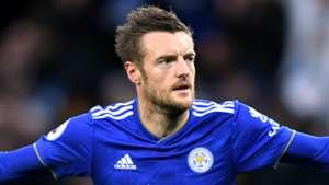 Jamie Vardy Leicester City 2018-19