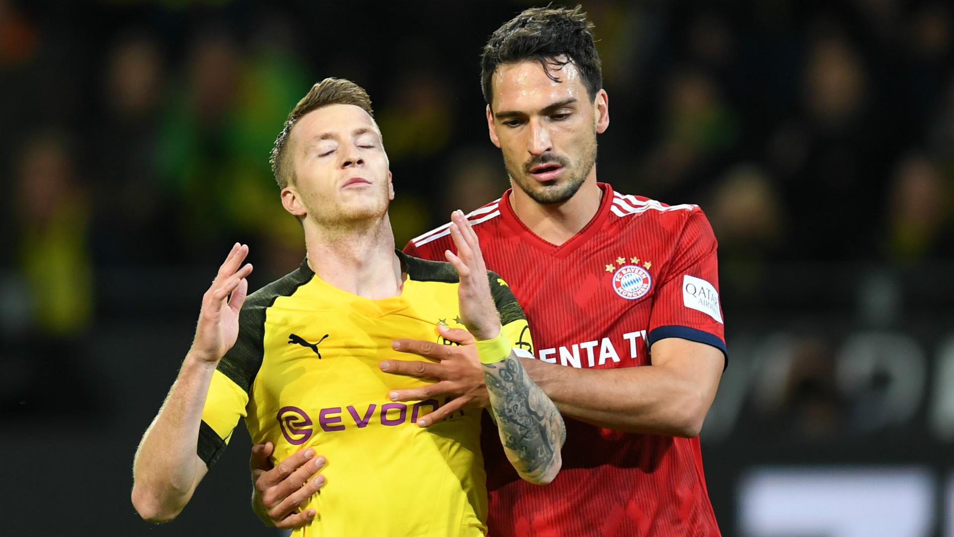 Mats Hummels FC Bayern 10112018