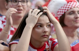 france croatia - fans - world cup final - 15072018
