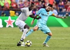 Paul Pogba & Lionel Messi