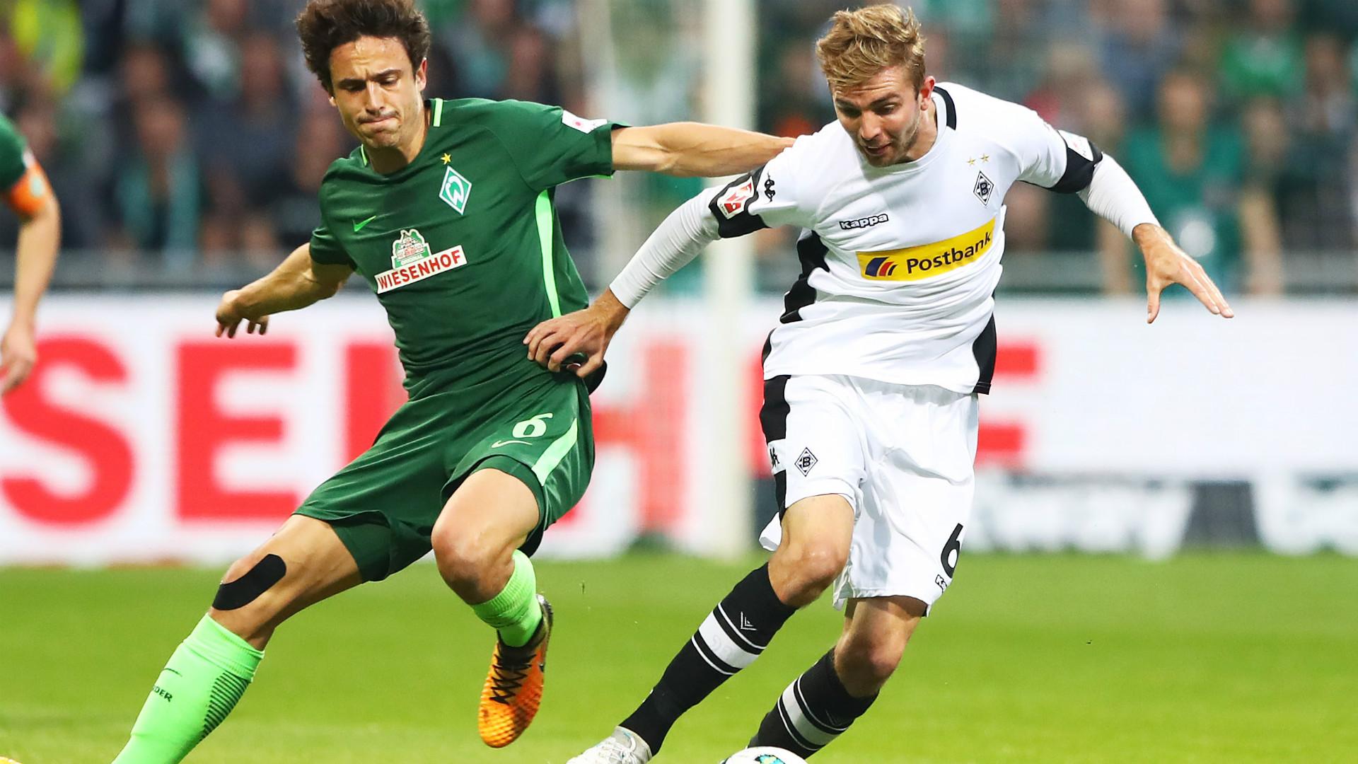 Bremen erkämpfte einen Punkt in Mönchengladbach