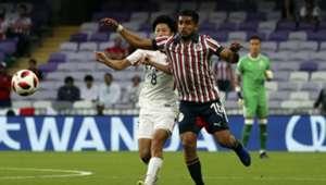 Chivas Kashima Antlers Mundial de Clubes Miguel Ponce