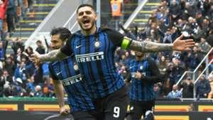 Icardi Inter Verona Serie A
