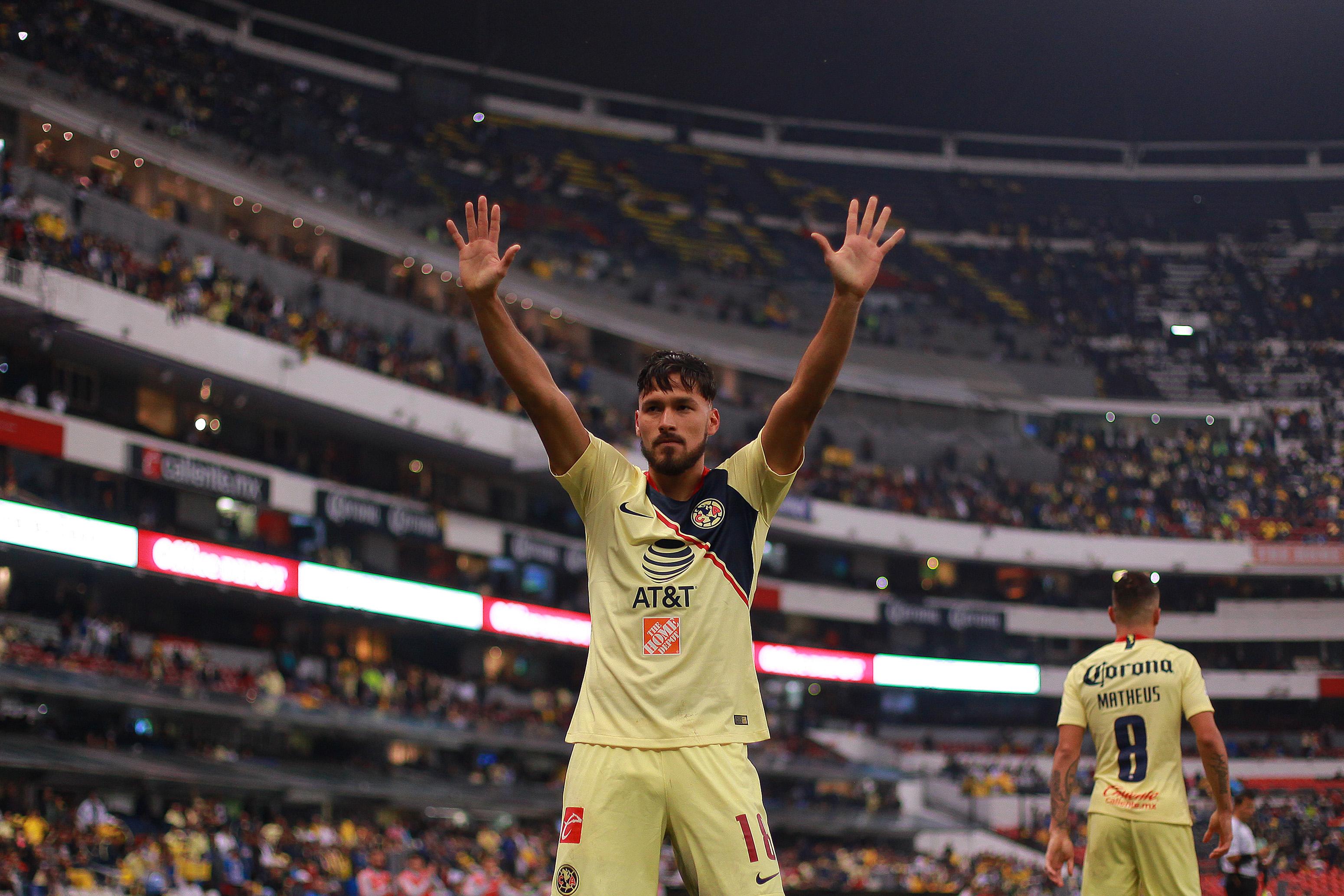 América Liga MX Apertura 2018
