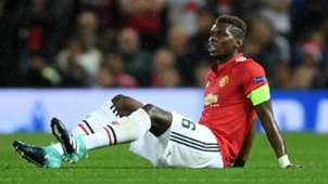 Paul Pogba Manchester United 2017