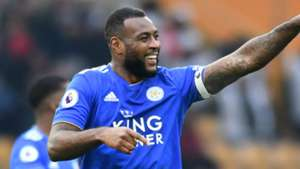 Wes Morgan Leicester City 2018-19