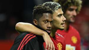 Fred Andreas Pereira Manchester United