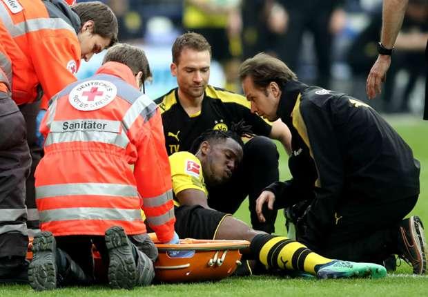Borussia Dortmund, fracture de la cheville pour Batshuayi ?