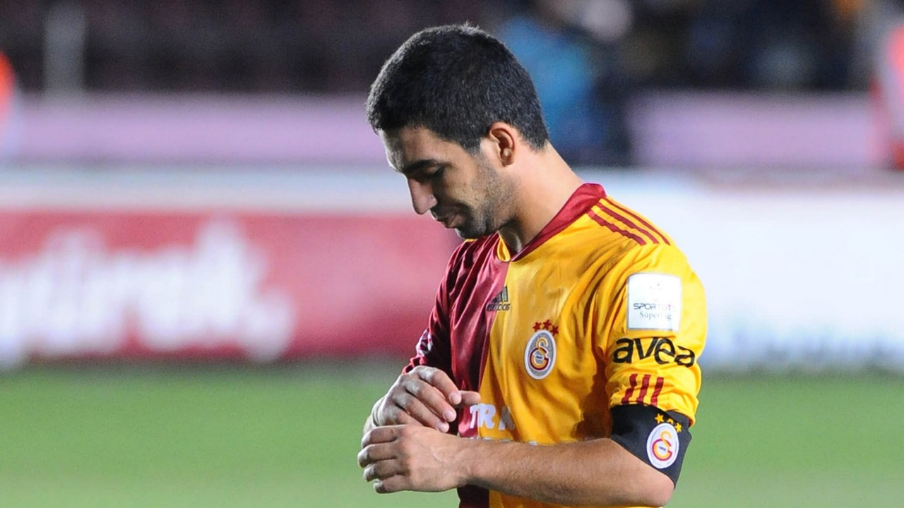 Arda Turan Galatasaray 2011