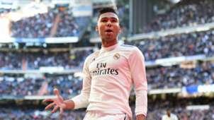 Casemiro Real Madrid LaLiga