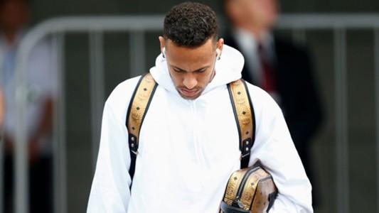 Neymar Brasil saída concentração após eliminação Copa do Mundo 07 07 18