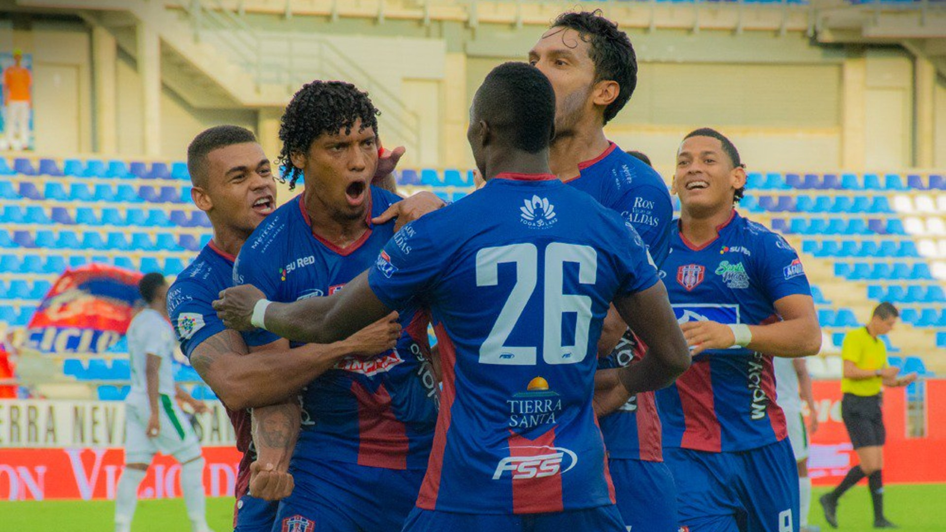 Unión Magdalena gol 2019-II