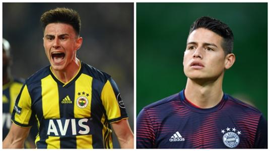 Elmas-Wechsel zu Napoli vor Abschluss, weiter Gespräche mit James: Carlo Ancelotti gibt Transfer-Update
